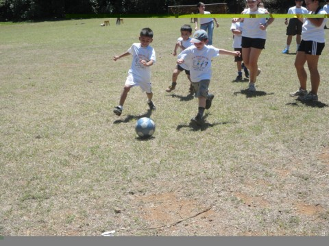 Quebrada Grande Kids Soccer Camp