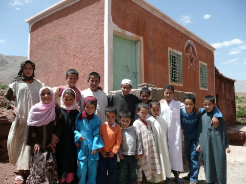 Shaping young minds in the High Atlas
