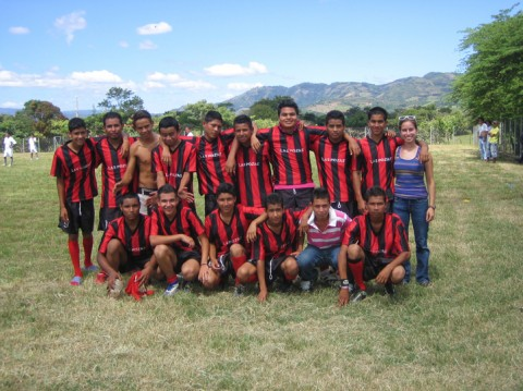 Developing Leaders Through Sport: Soccer in Las Pozas