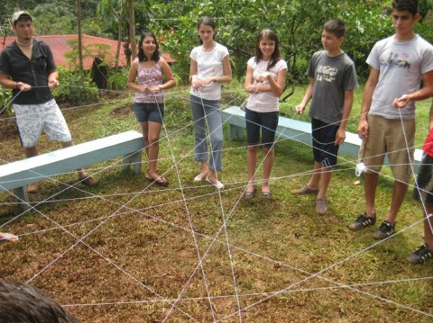 A Garden of Growth for Youth in Quebrada Grande