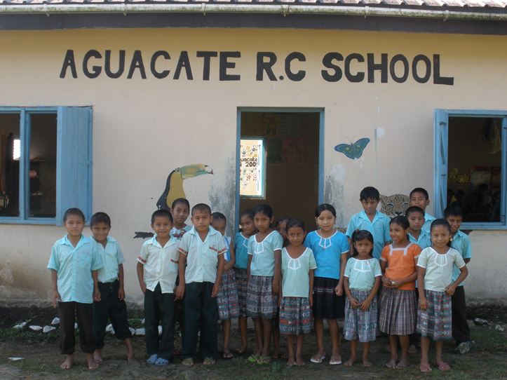 Aguacate RC School Feeding Program