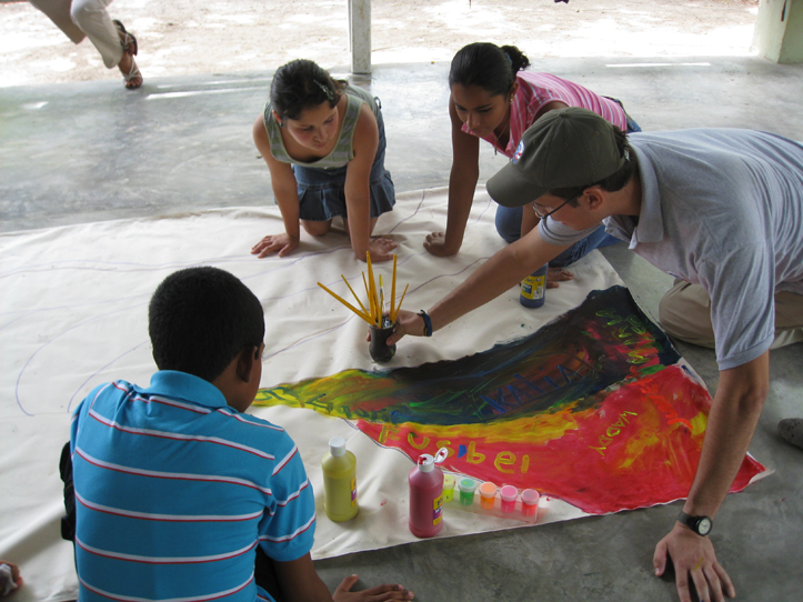 Art for Peace - Guanacaste