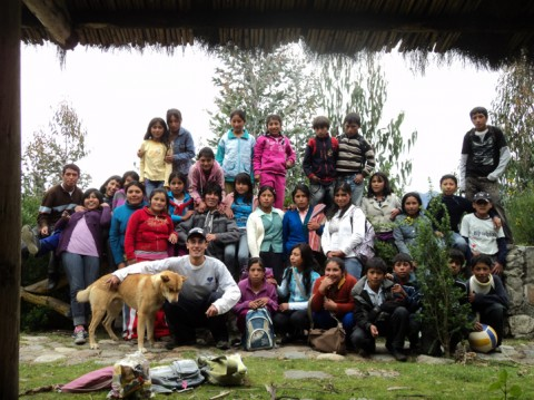 Planting Together for the Future: Jangas's Sustainable Agriculture Educational Center