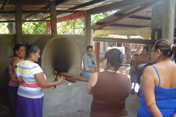 Building Capacity, Building Ovens, and Improving the Lives of Local Women and their Dependents