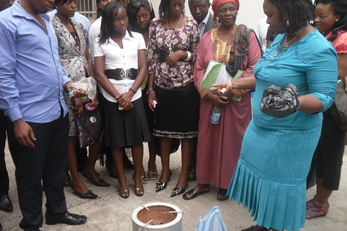 Supporting Rural Women with Fuel Efficient  Clean Cook Stoves to Improve Indoor Air Quality