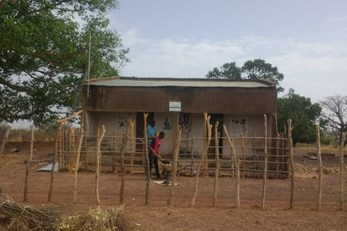 Kedougou Health Hut Repair