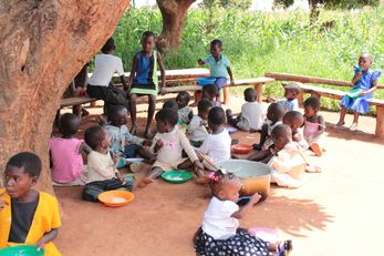 Malizweni Nursery School Project