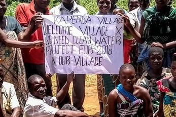 Clean Water in Kapenda Village