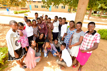 Her Voice Matters at Kabuga High School