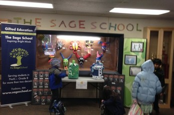 Sage School Great Coin Race 2014