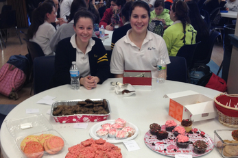 Bay View Academy Valentine's Day Bake Sale